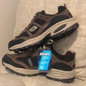 Skechers Sport Men's Shoes Wide Width NIB
